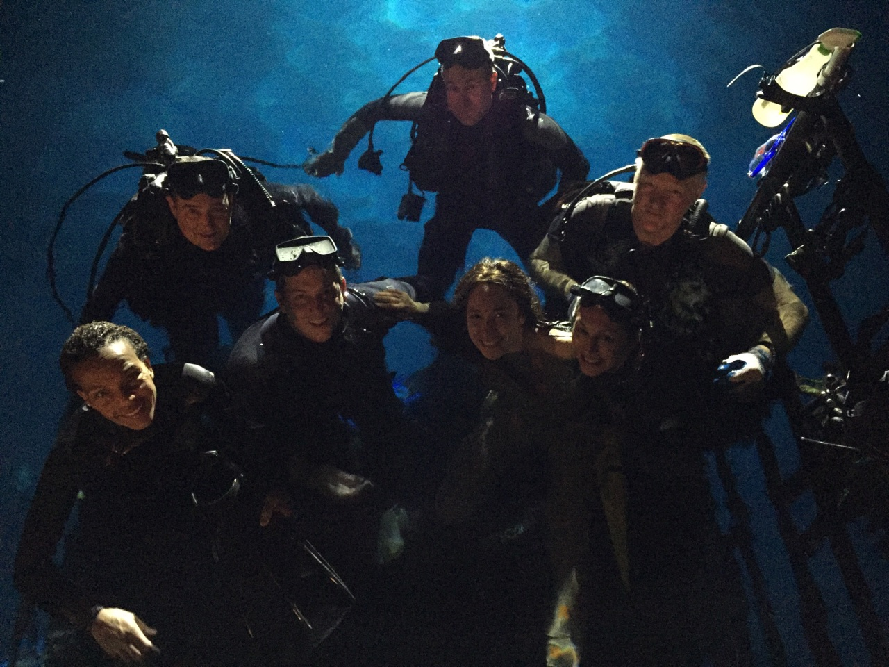 On The Set With Vancouver's World-Class Underwater Film Crew
